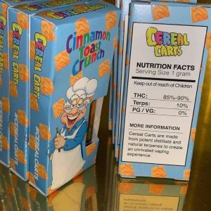 Buy Cereal Carts Online